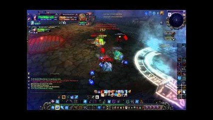 World of Warcraft Frozest - frost mage pvp