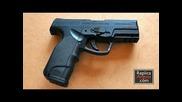 Asg Steyr M9a1 nonblowback co2 bb Gun review