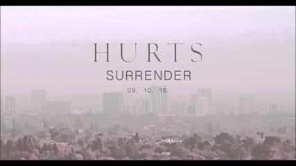 "Hurts - ""s.o.s"" (high Quality Audio)"