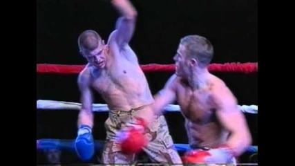 Боксов мач - Marine vs Sas