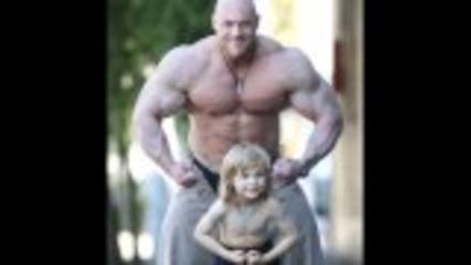 bodybuilding надъхвация от всякаде