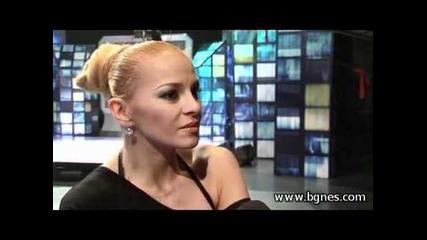 Десислава - втория кръг пред журито на Евровизия 2011