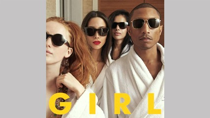 New Hit на Pharrell Williams-hunter