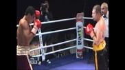 Алексей Рибчев срещу Хавиер Андино - Боксмания 1