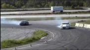 Toyota Supra Drift racing