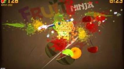 My Gameplay [fruit Ninja] (bgiko_951)