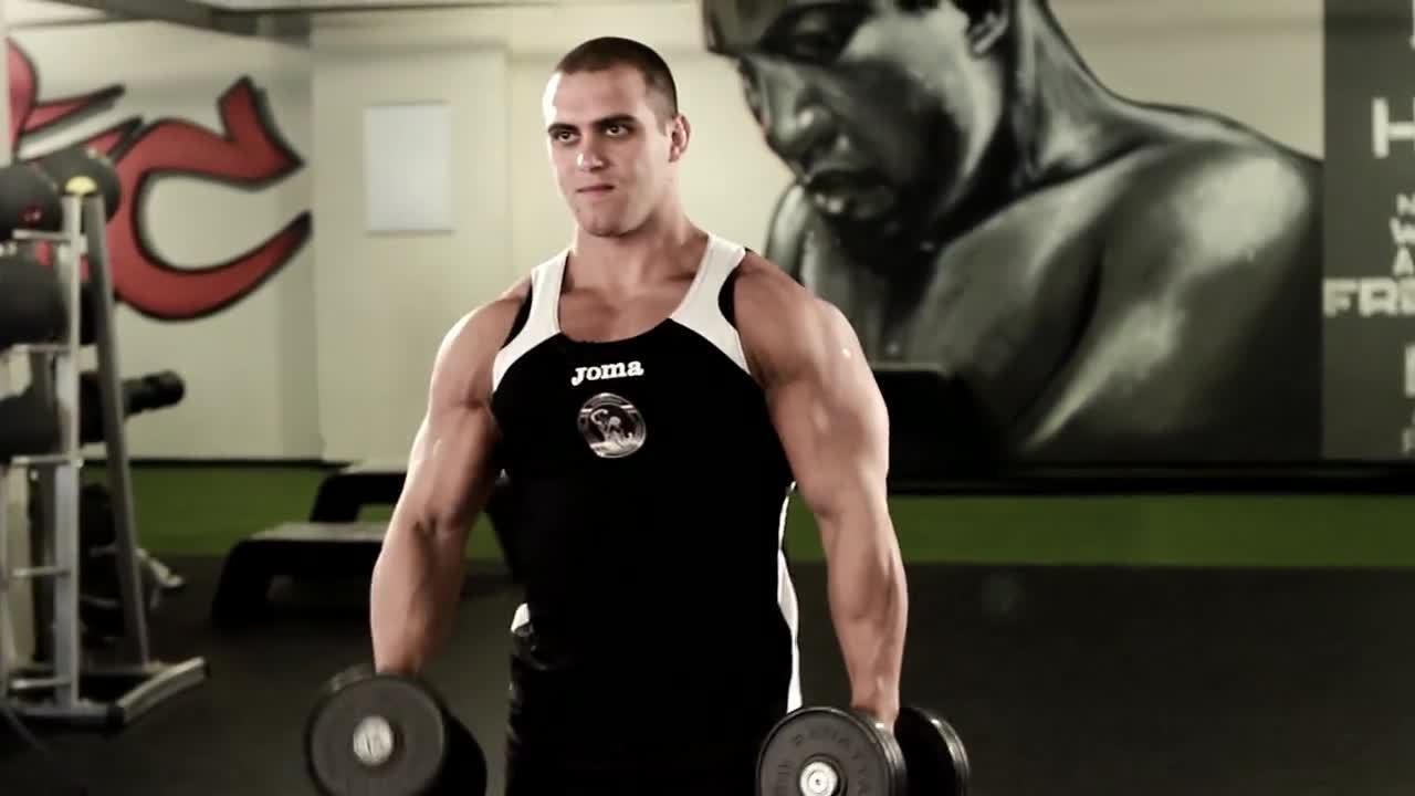 Упражнения за гърди (МЪЖЕ)