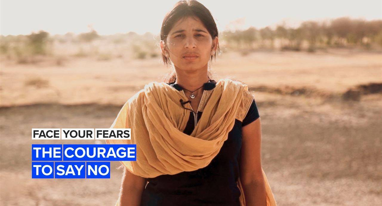Face You Fears: One girl's fight against child marriage