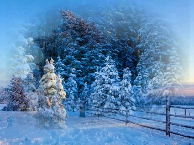 Скачать аллегрова вьюга зима