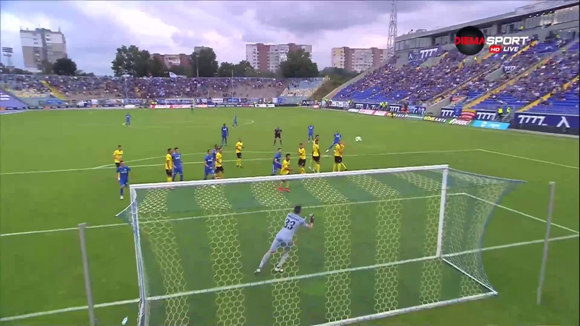 Нов великолепен гол на Мариани, Левски отново с преднина