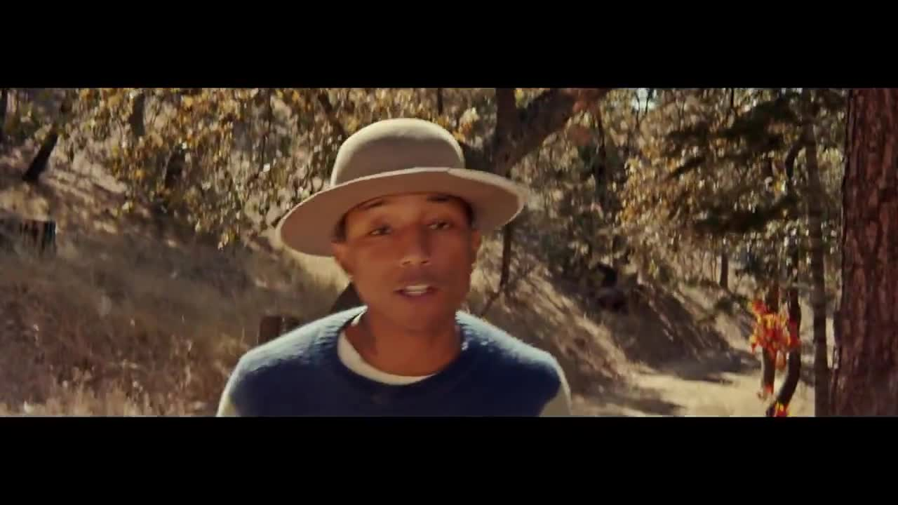 Pharrell Williams - Gust of Wind ( Официално Видео )