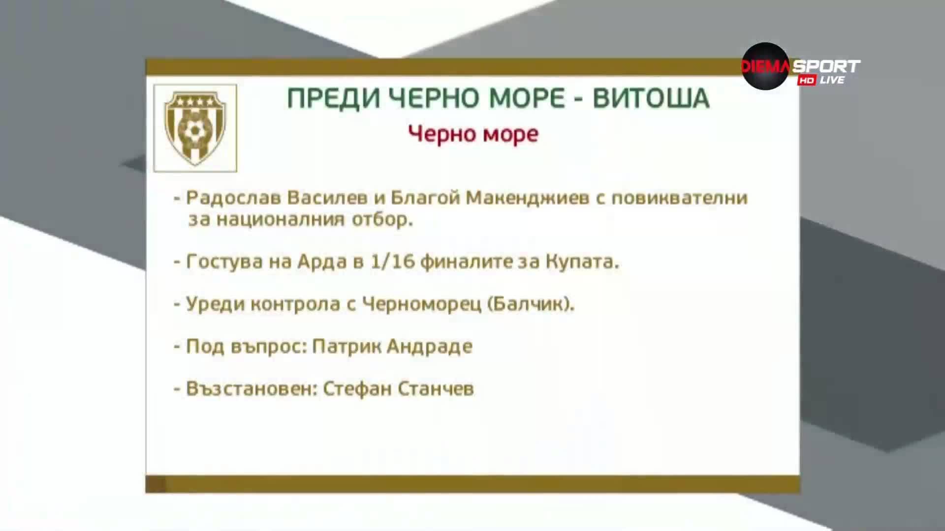 Ще залее ли Черно море Витоша?