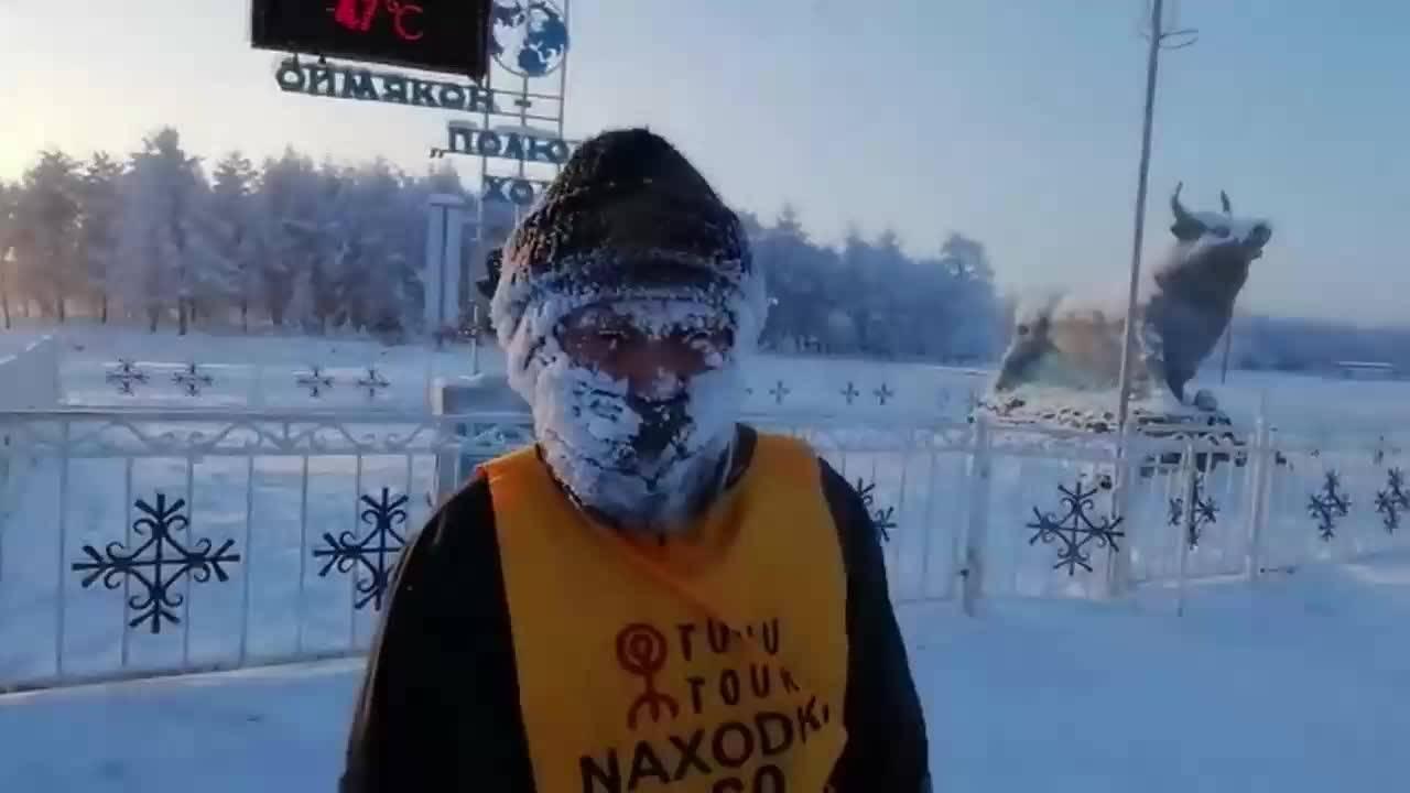 Най-студеното място на света - как живеят на -52 градуса - Любопитно |  Vesti.bg