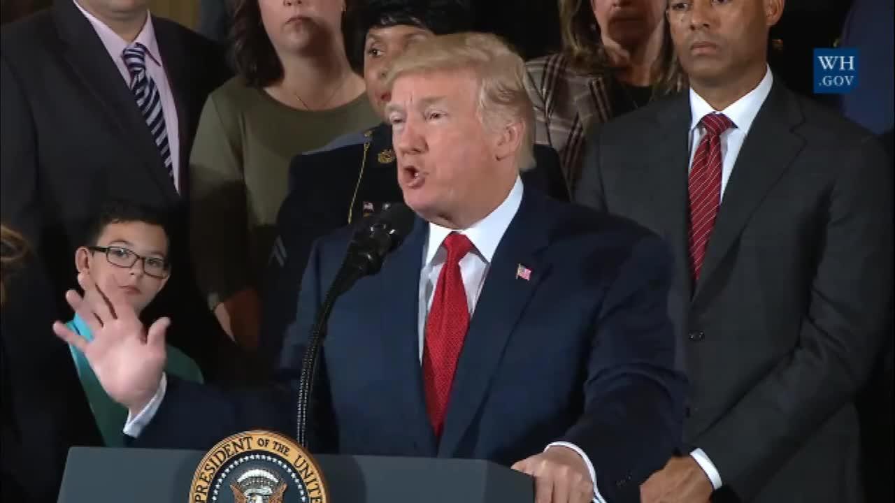 USA: Trump declares opioid crisis a 'public health emergency'