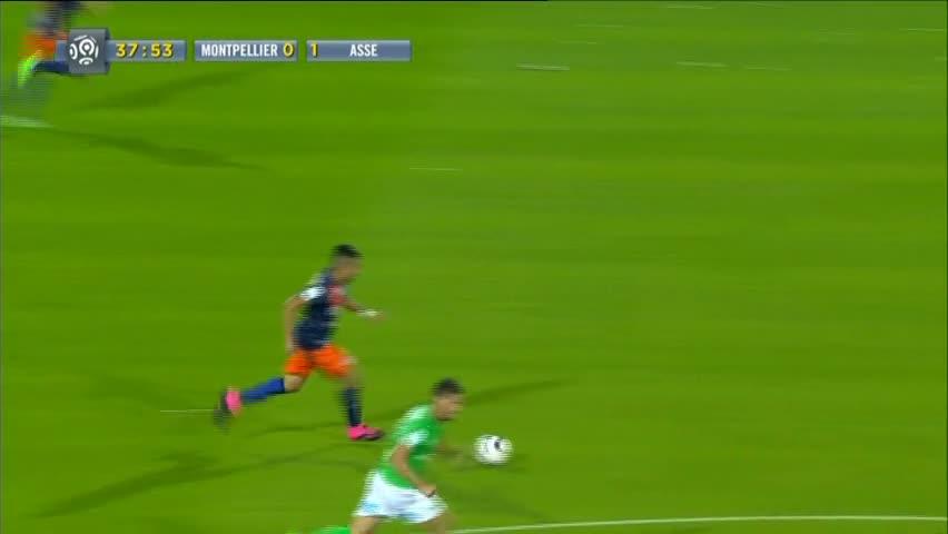 Сент Етиен се справи с Монпелие, взе трети пореден успех