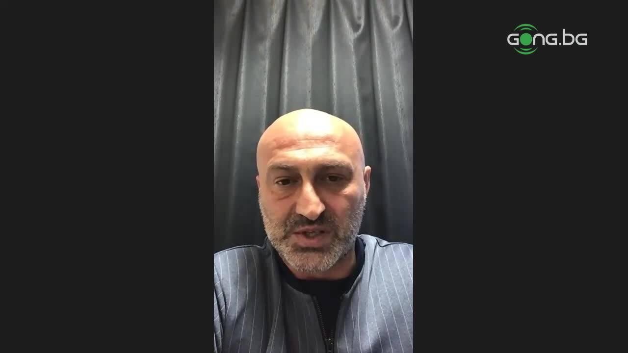 Илиан Стоянов: Левски да спре с ментетата, българските треньори си мият ръцете с играчите