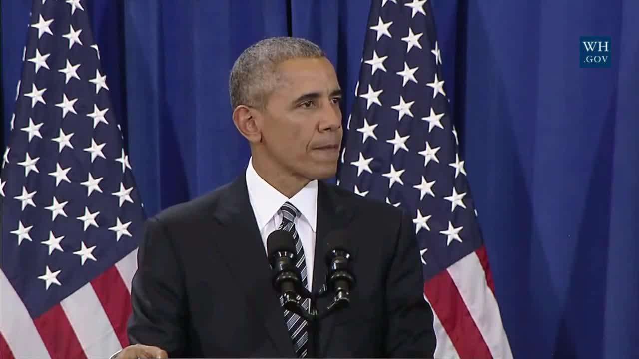 """Обама и неговата политика по """"военните въпроси"""""""