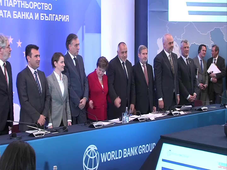 Йоханес Хан: Започва ползотворна година за интеграцията на Западните Балкани