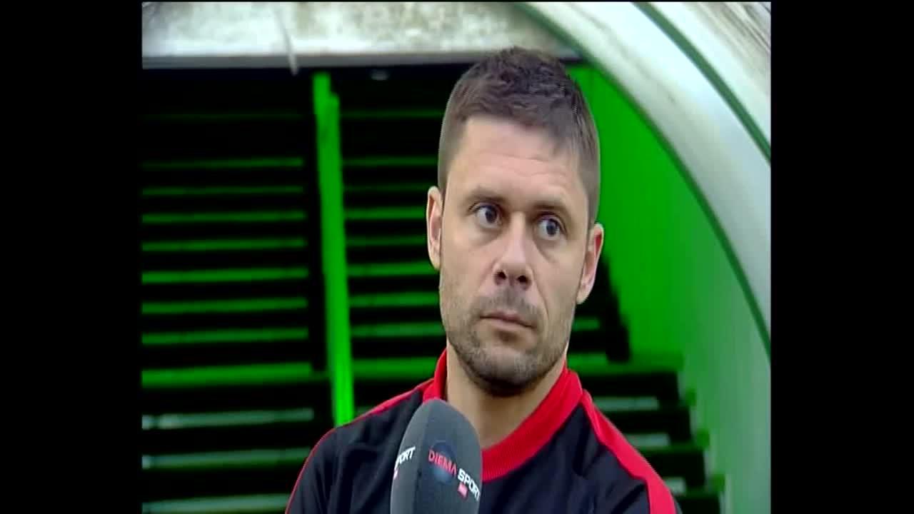 Мнението на Александър Димитров след победата над Берое