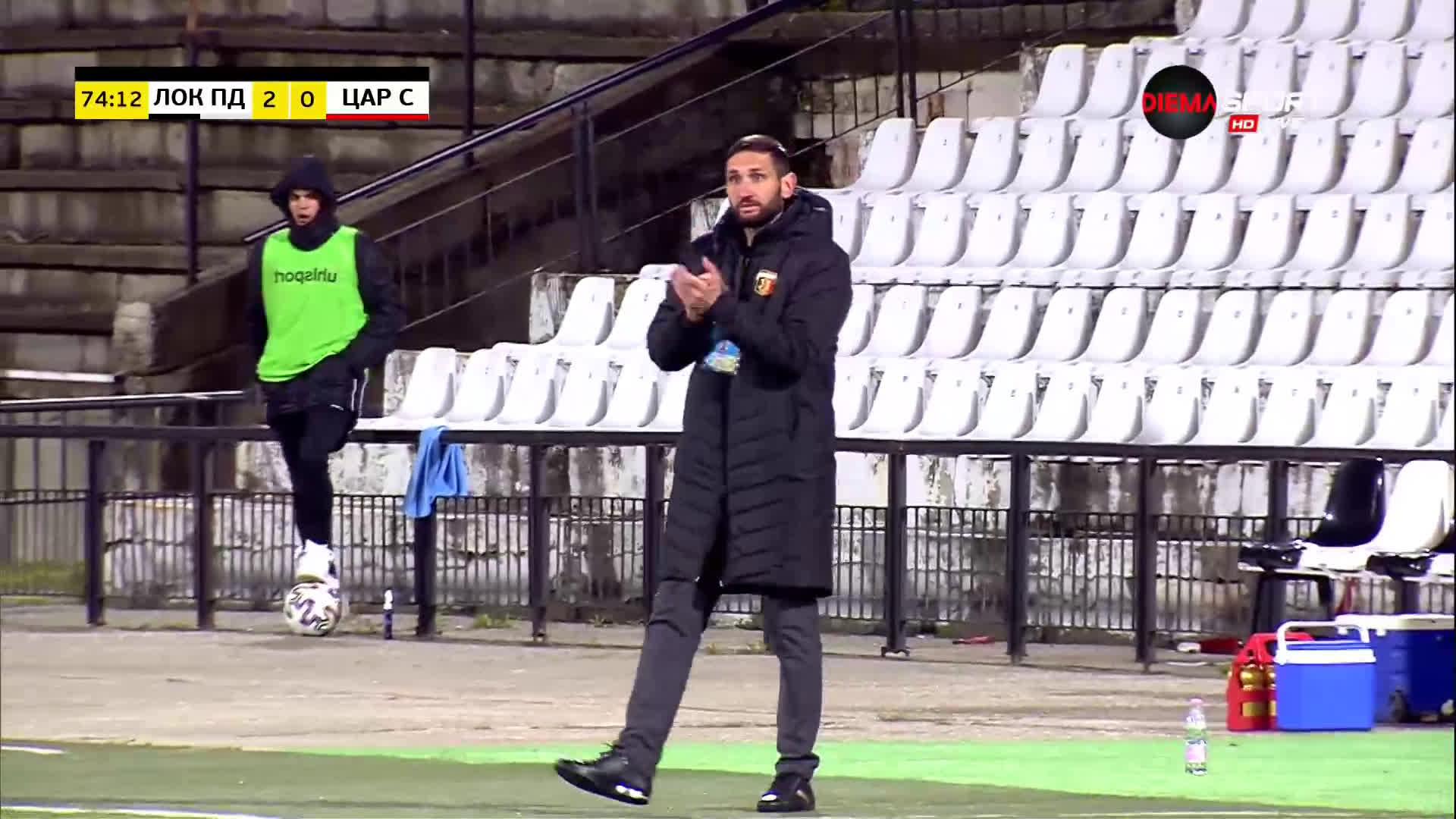 Георги Минчев отново матира Пласид за 2:0 срещу Царско село