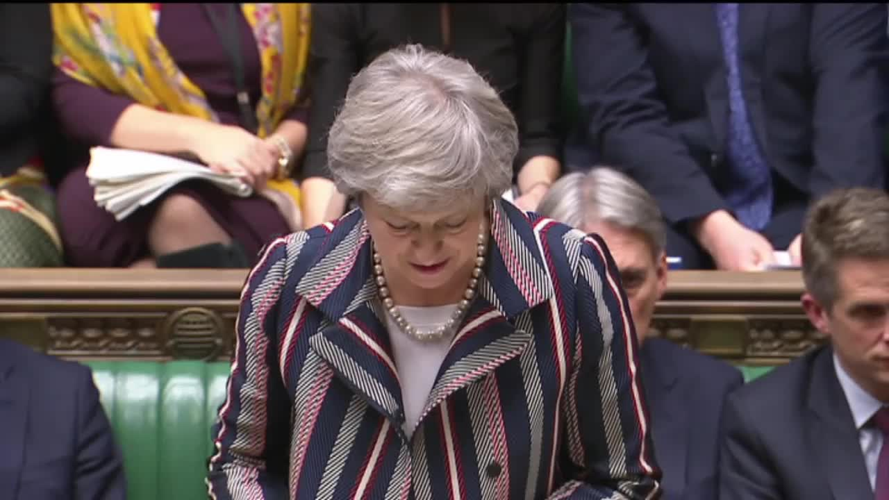 UK: PM May defends her Brexit deal ahead of parliamentary vote