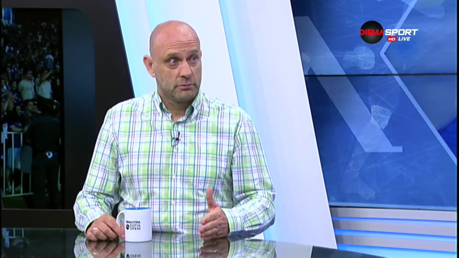 Тити Папазов: Този период на Мъри в Левски ще е по-сладък от предния