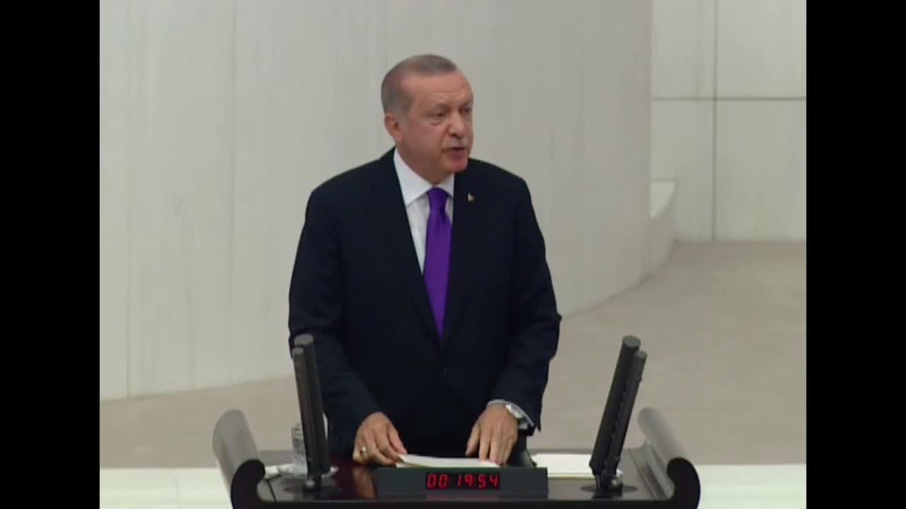 Ердоган: Турция няма да обърне гръб на ЕС