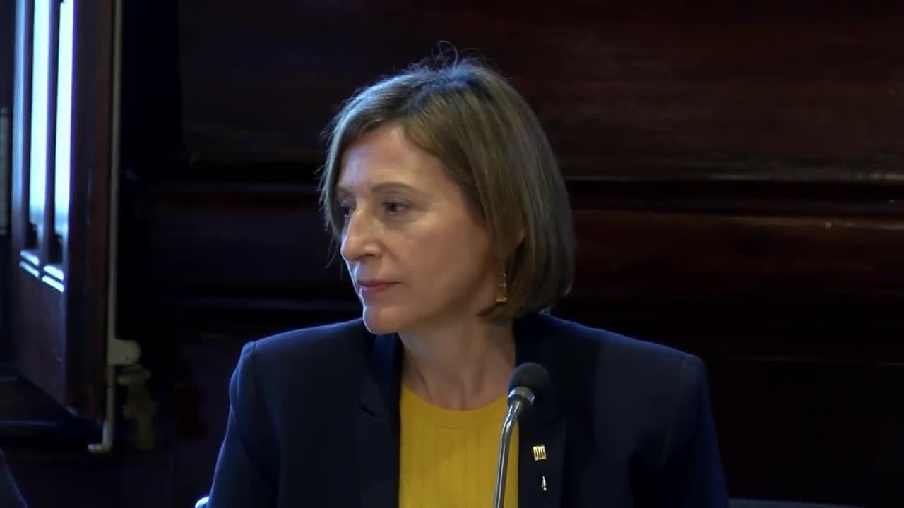 Властите в Каталуния се събират, за да отговорят на Мадрид
