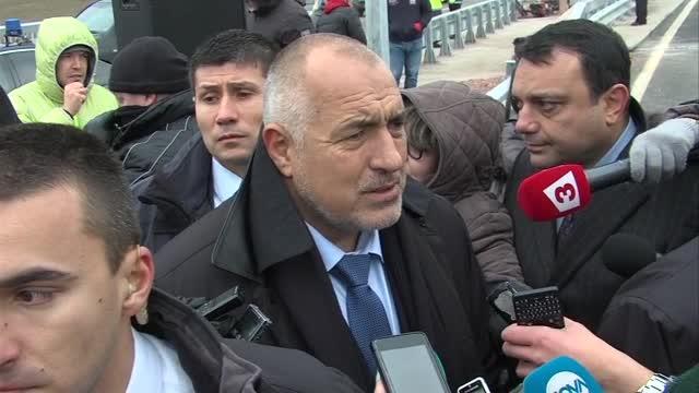 Борисов: Аз мисля, че с турския премиер ще се разберем