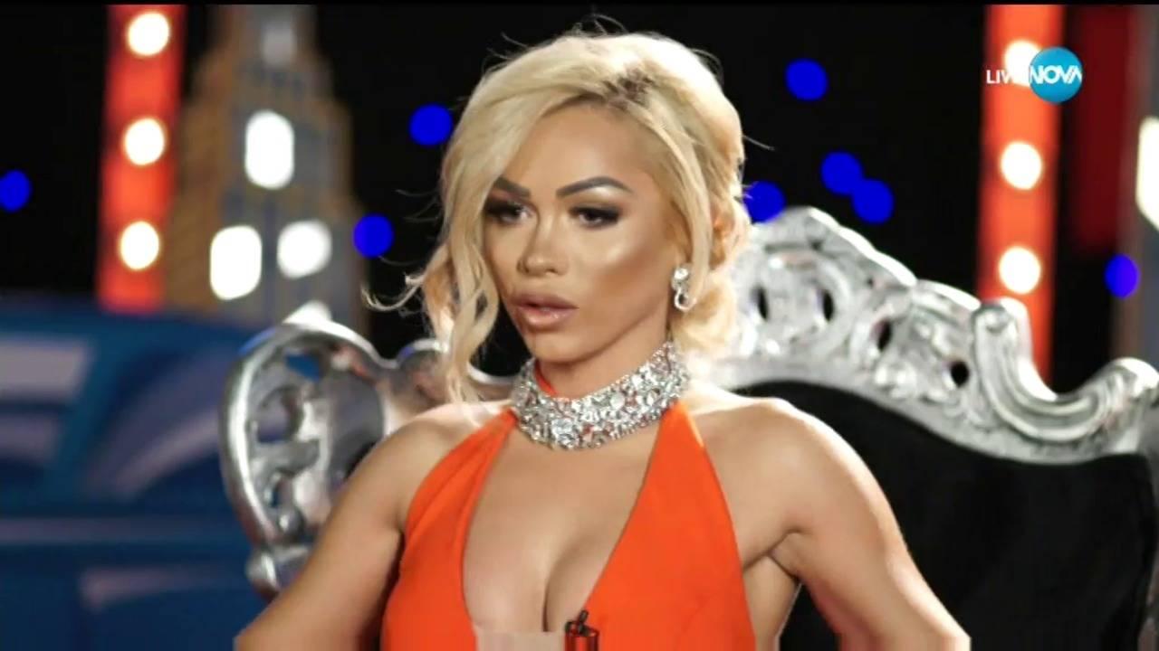 Визитка на Нора Недкова - четвъртият участник във VIP Brother 2018