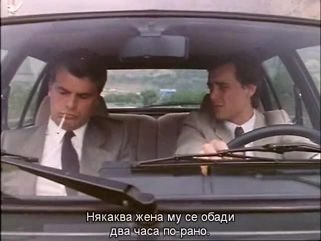 La piovra 1 (1984) - Bg Subs , 1 серия [част 1]
