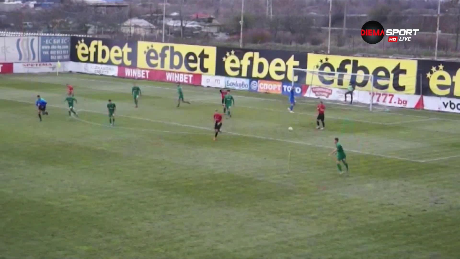 Милен Радуканов с обзор на 18-ия кръг във Втора лига