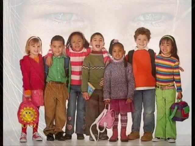 Детски Песнички - Отивам на училище