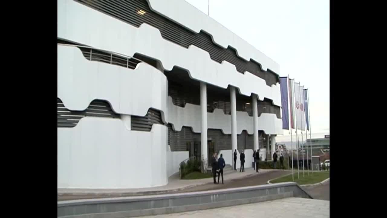 "\""Дом на футбола\"" - спортна сграда на годината"