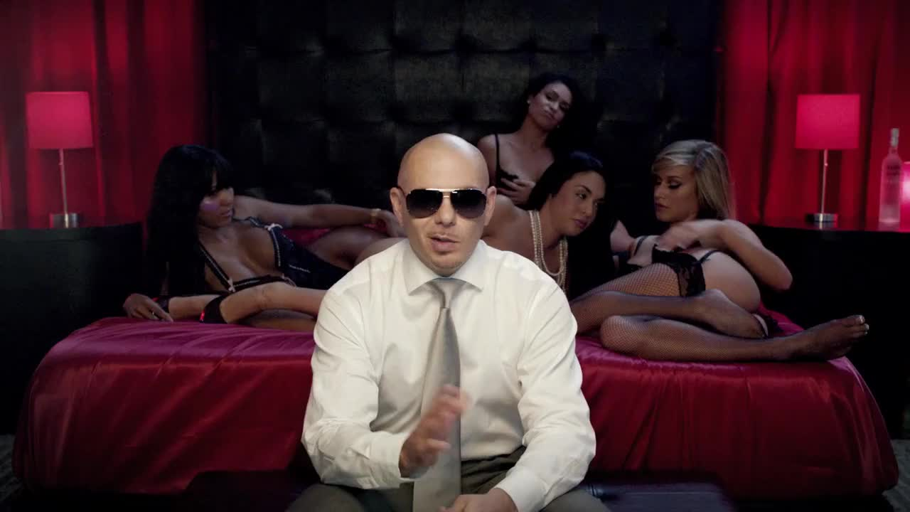 Pitbull ft. Tjr dont stop the party в hollywood undead.