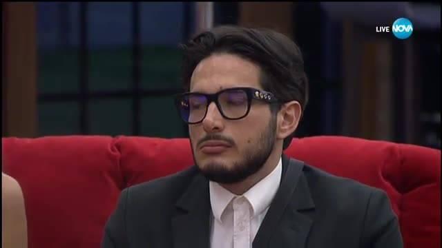 Кирил е първият изгонен от Big Brother: Most Wanted 2017