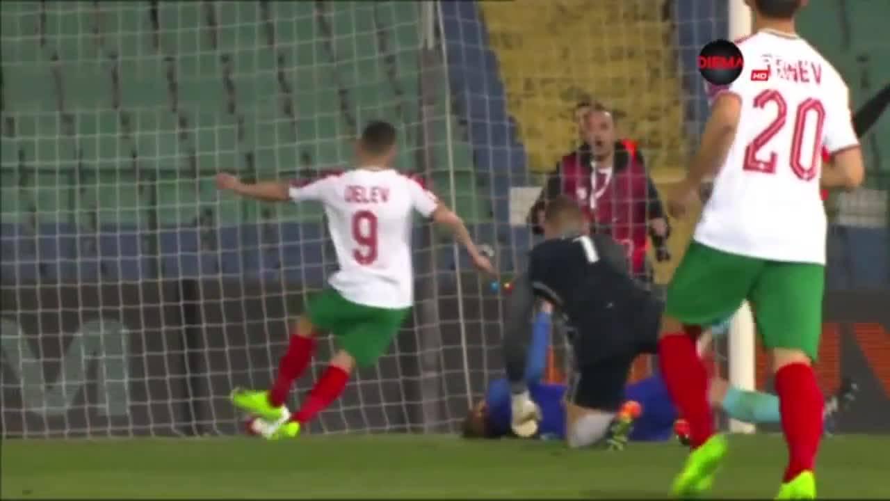 България - Холандия 2:0 /репортаж/