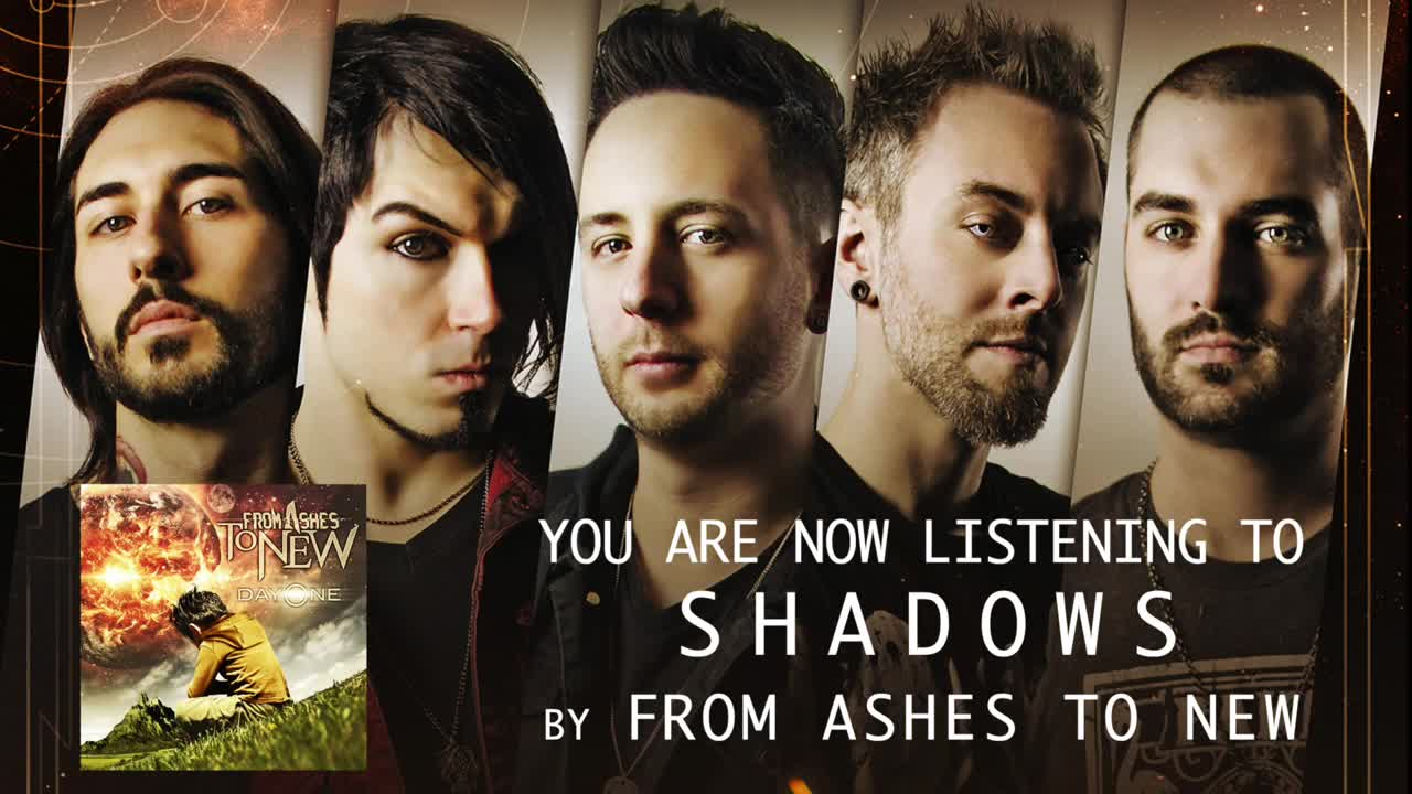 From Ashes to New - Shadows (audio Stream)