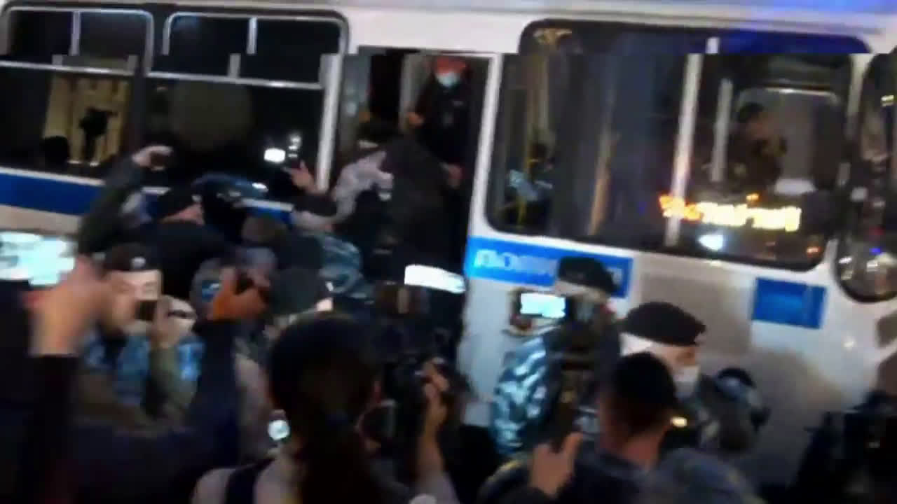 Russia: More than 130 detained at unsanctioned rally against constitutional amendments