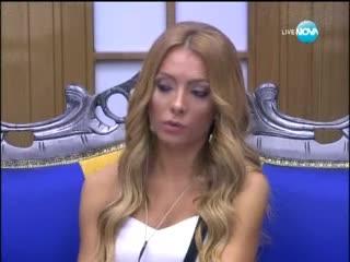 Златка Райкова с откровена изповед в Къщата на Vip Brother 2013