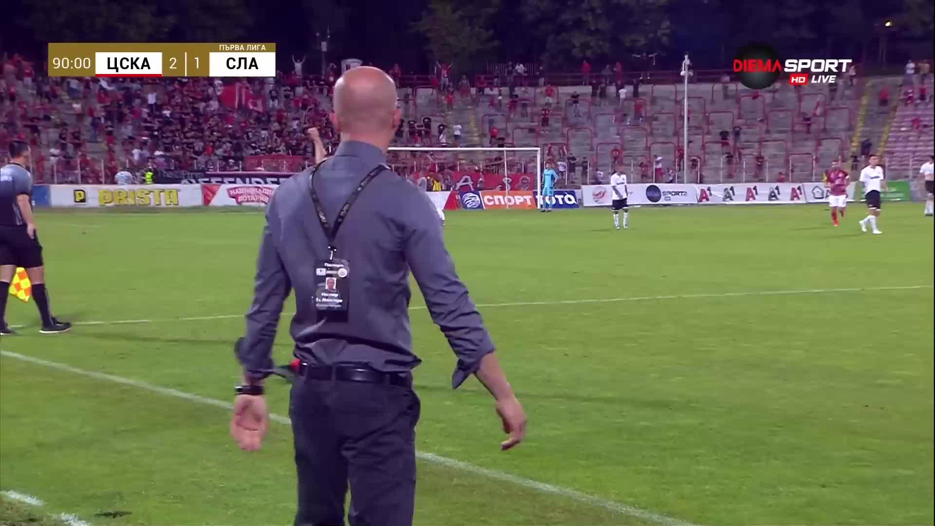 Мауридес отново герой за ЦСКА
