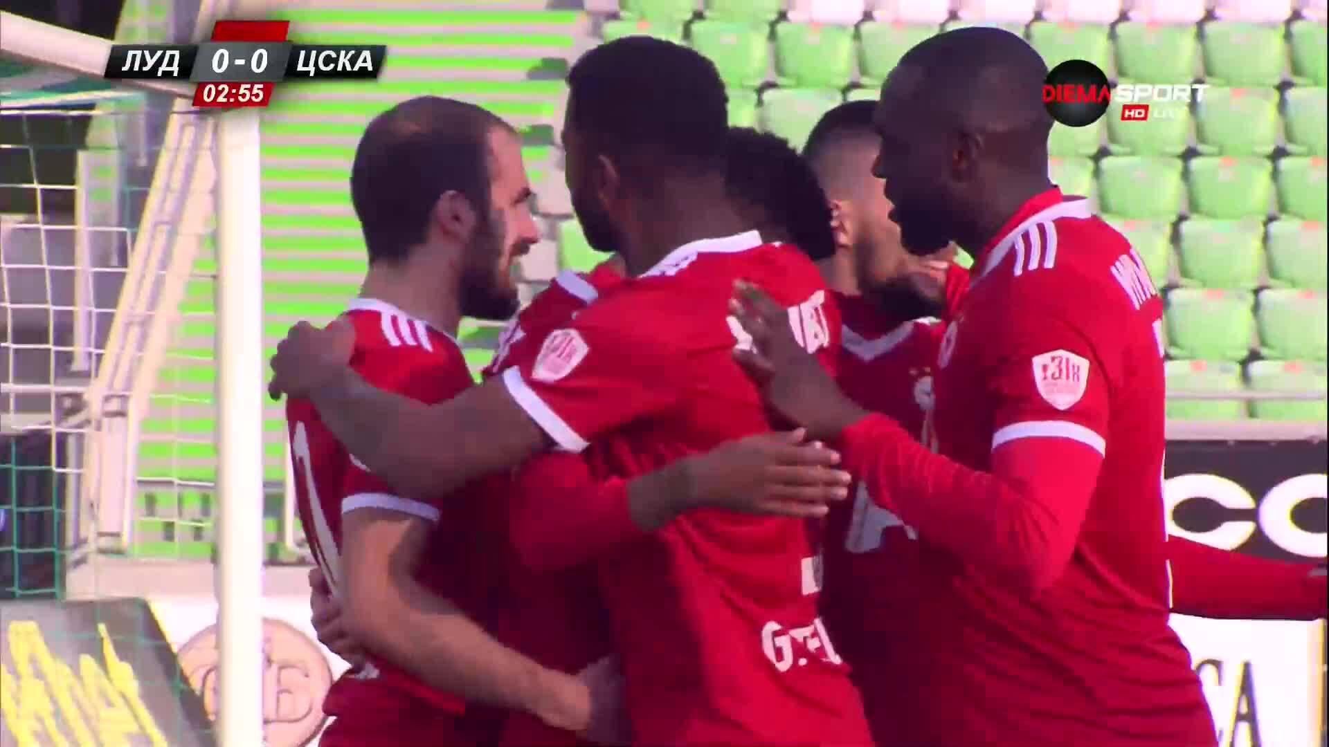Енрике Рафаел шокира Лудогорец още в началото на мача