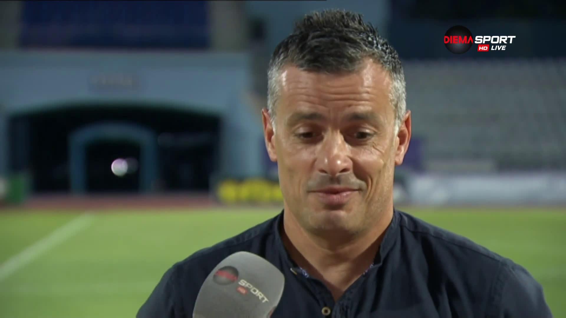 Людмил Киров: Взехме точка от ЦСКА, но можеше да вземем и три