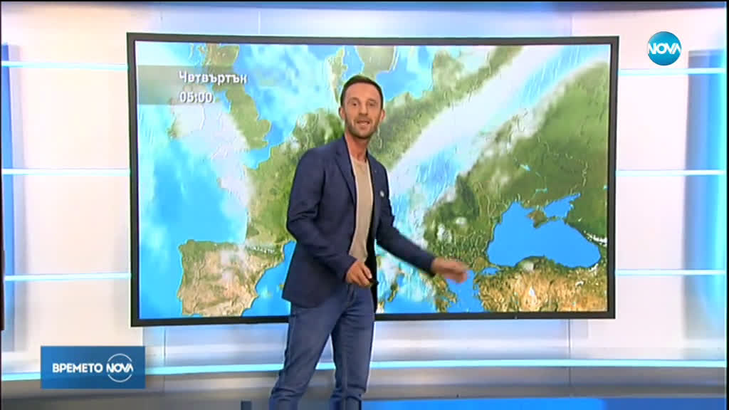 Прогноза за времето (30.09.2019 - обедна емисия)