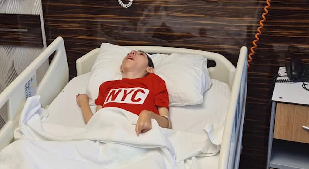 ЗА ДА ДИША МАРИО: Дете с церебрална парализа се нуждае от спешна операция в Турция