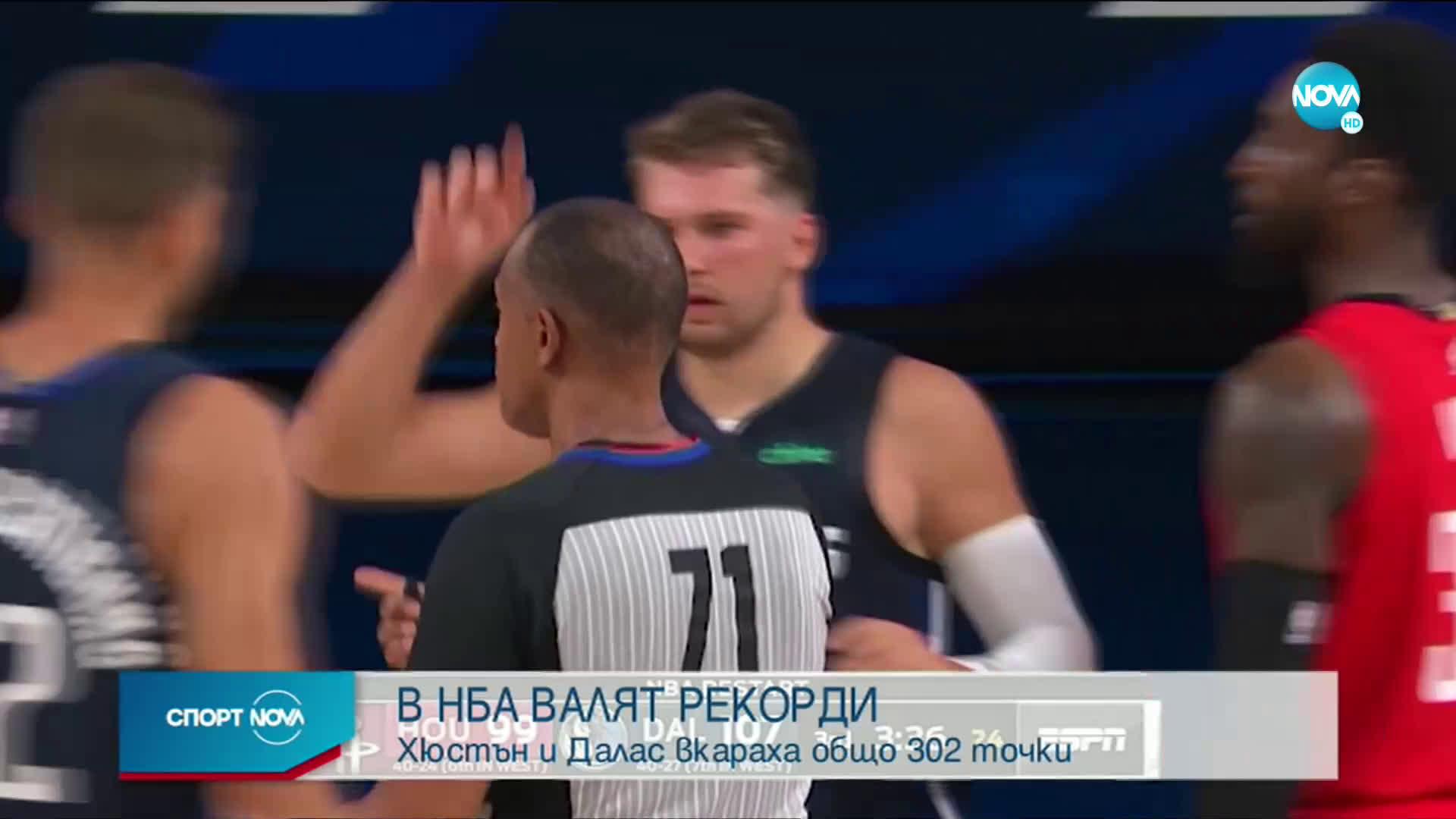 Спортни новини (01.08.2020 - обедна емисия)