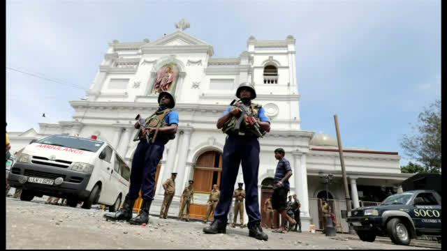 Осми взрив разтърси Шри Ланка