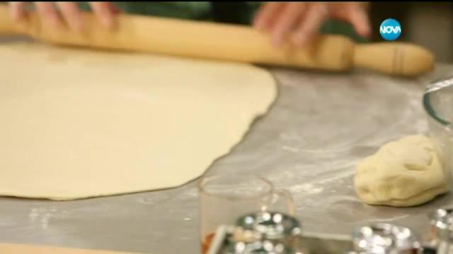 Пица с тесто от извара - Бон апети (24.07.2015)