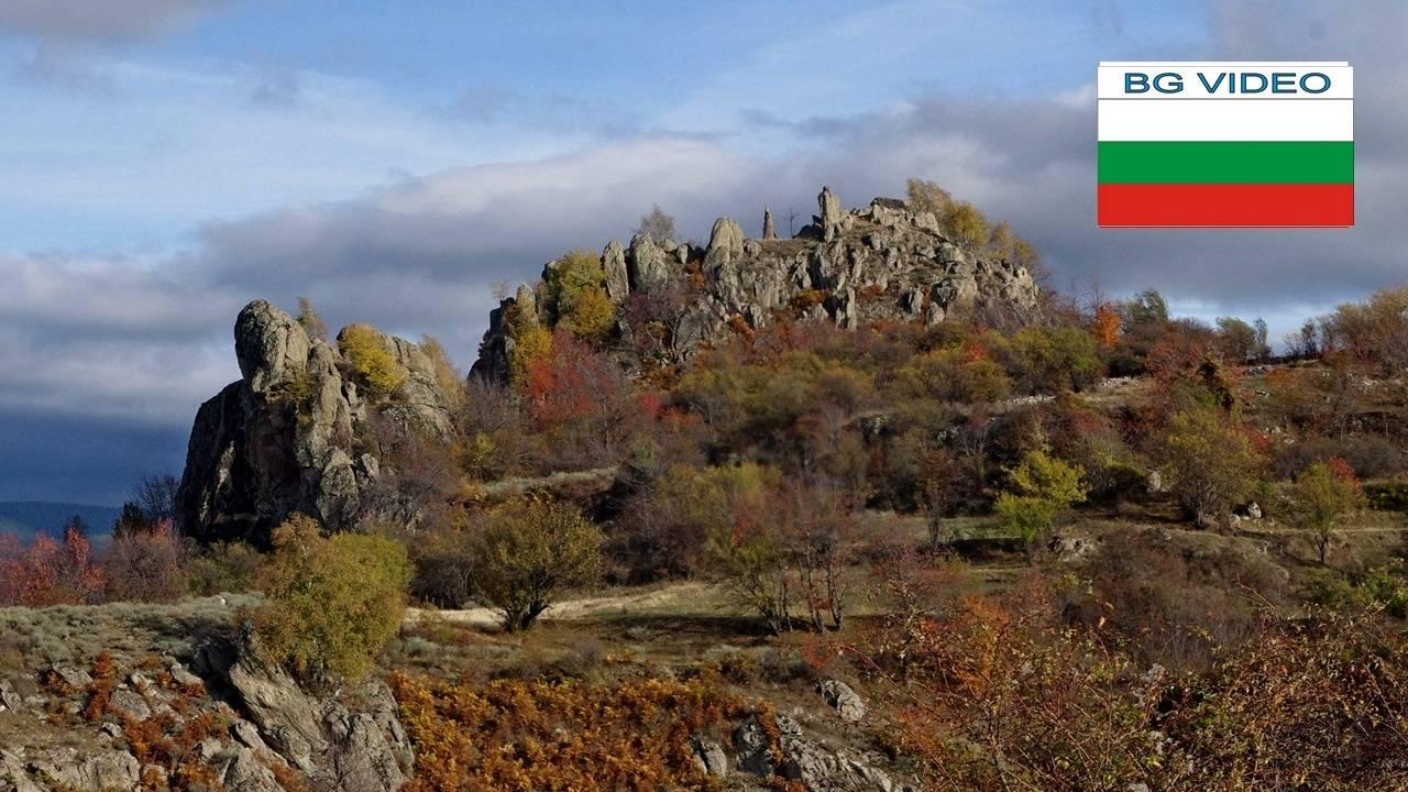 Скалето-интересно скално светилище в Западни Родопи