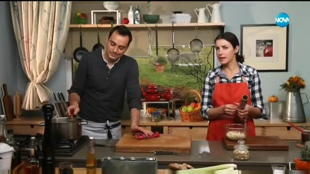 Френска лучена супа - Бон апети (29.11.2017)